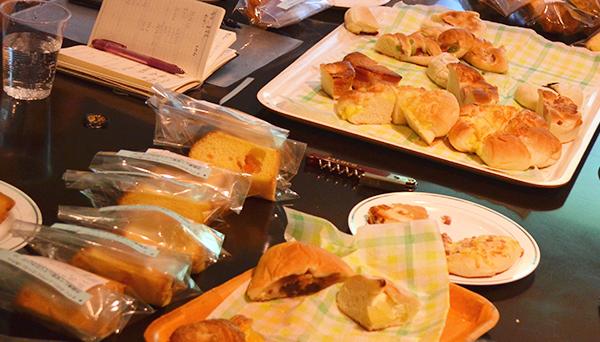 目黒区社会福祉事業団の事業所「かみよん工房」さんのパンの写真